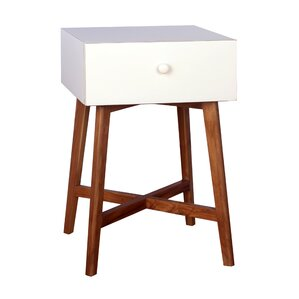 Julia End Table With Storage