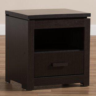 Purchase Higgston 1 Drawer Nightstand by Ebern Designs