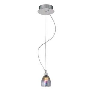 Orren Ellis Torr 1-Light Cone Pendant