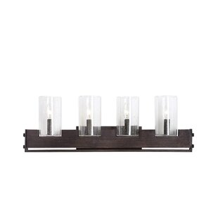 Breakwater Bay Ophelia 4-Light LED Vanity Light