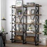 Bella Wide Open Etagere Bookcase by Laurel Foundry Modern Farmhouse