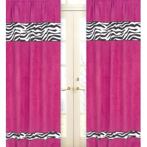 Great Animal Print Curtains U0026 Drapes Youu0027ll Love | Wayfair Pictures