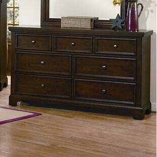 Reviews Courtney 7 Drawer Dresser by Darby Home Co