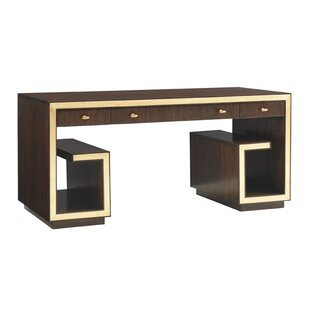 Bel Aire 3 Drawer Writing Desk by Sligh New