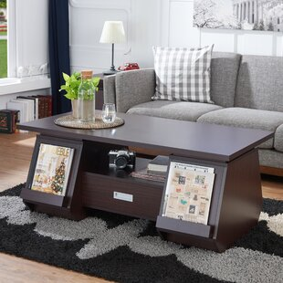Savings Bensley Coffee Table By Latitude Run