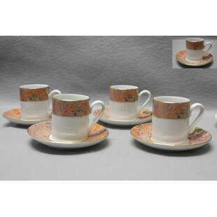 Crowther 8 Piece Espresso Cup Set