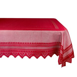 Kurtis Nordic Lace Tablecloth
