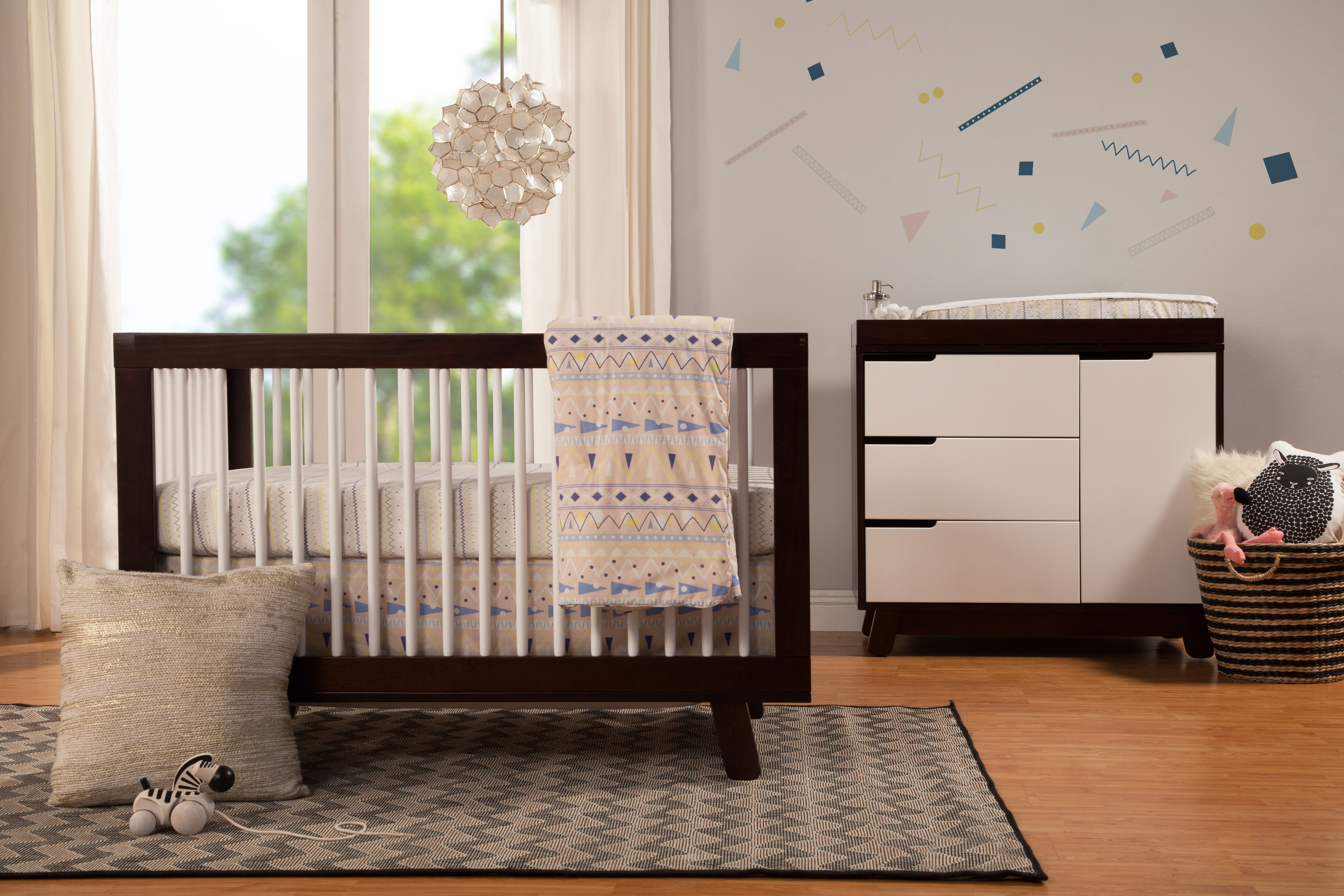 Hudson 3 In 1 Convertible 2 Piece