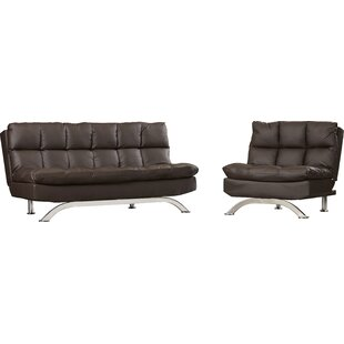 Comparison Pennock 2 Piece Living Room Set by Latitude Run Reviews (2019) & Buyer's Guide