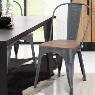 Side Chair by Adeco Trading