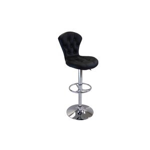 Adjustable Height Swivel Bar Stool (Set of 2) by Best Quality Furniture