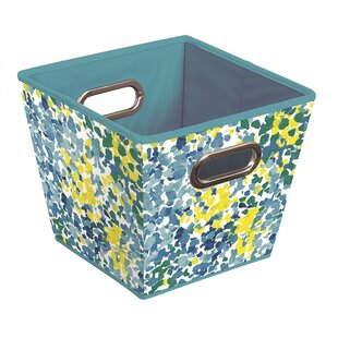 Compare Collapsible 3 Piece Fabric Bin Set By Bintopia