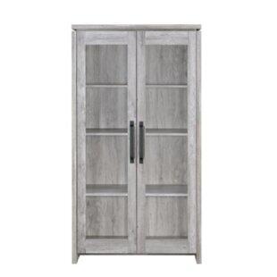 Old West 2 Door Accent Cabinet