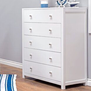 Quinn 5 Drawer Chest