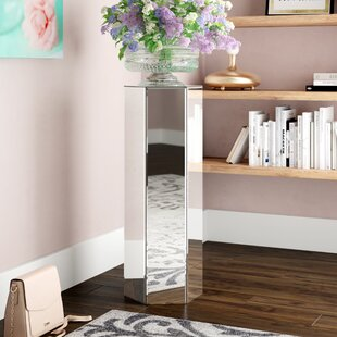 Lindel Mirror End Table by Mercer41