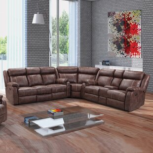 Read Reviews Sotomayor Motion Reclining Sectional by Williston Forge Reviews (2019) & Buyer's Guide