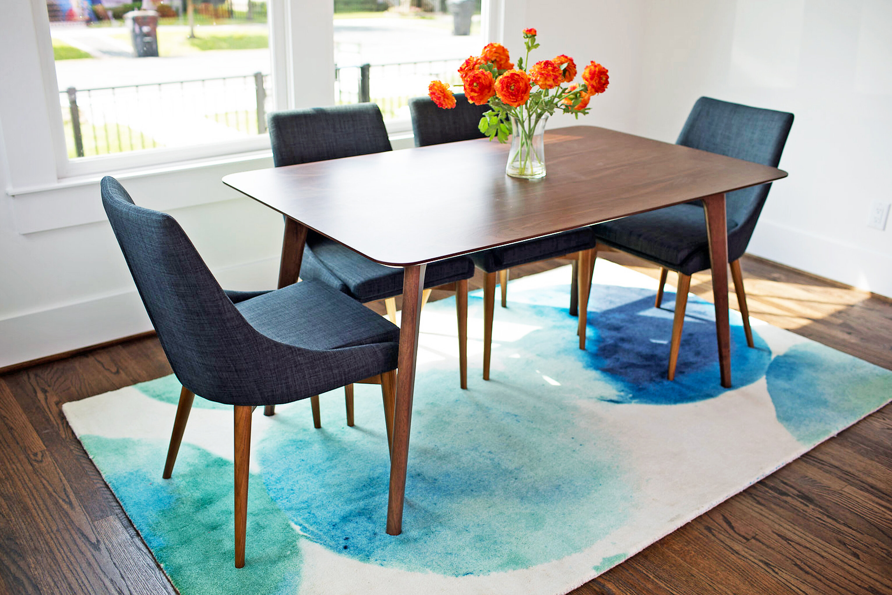 Corrigan Studio Anabelle 5 Piece Breakfast Nook Dining Set | Wayfair