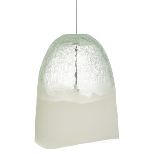Beachcrest Home 1-Light Bell Pendant