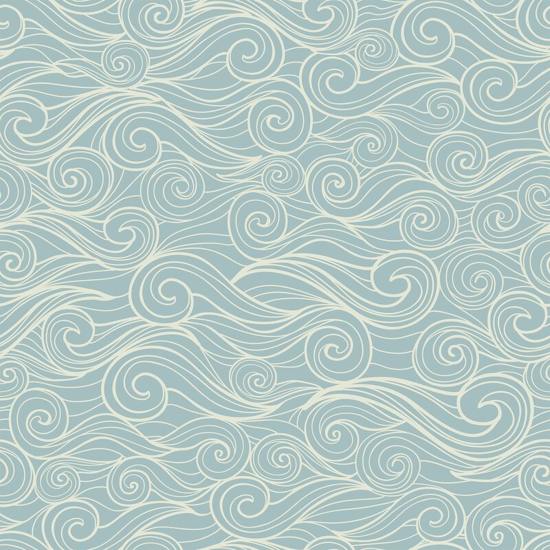 Topher+Nautical+Removable+Peel+and+Stick+Wallpaper+Panel
