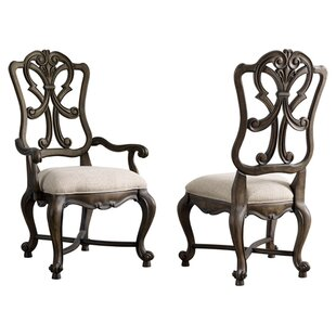Hooker Furniture Rhapsody Solid Wood Dining Chair (Set of 2)