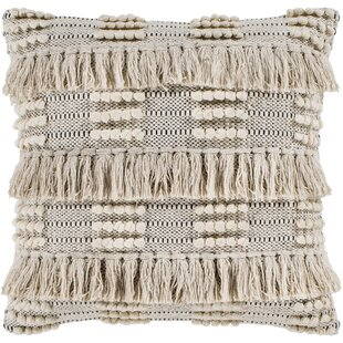 Ilene Cotton Throw Pillow Cover