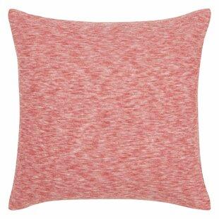 Gatson Knit Cotton Throw Pillow