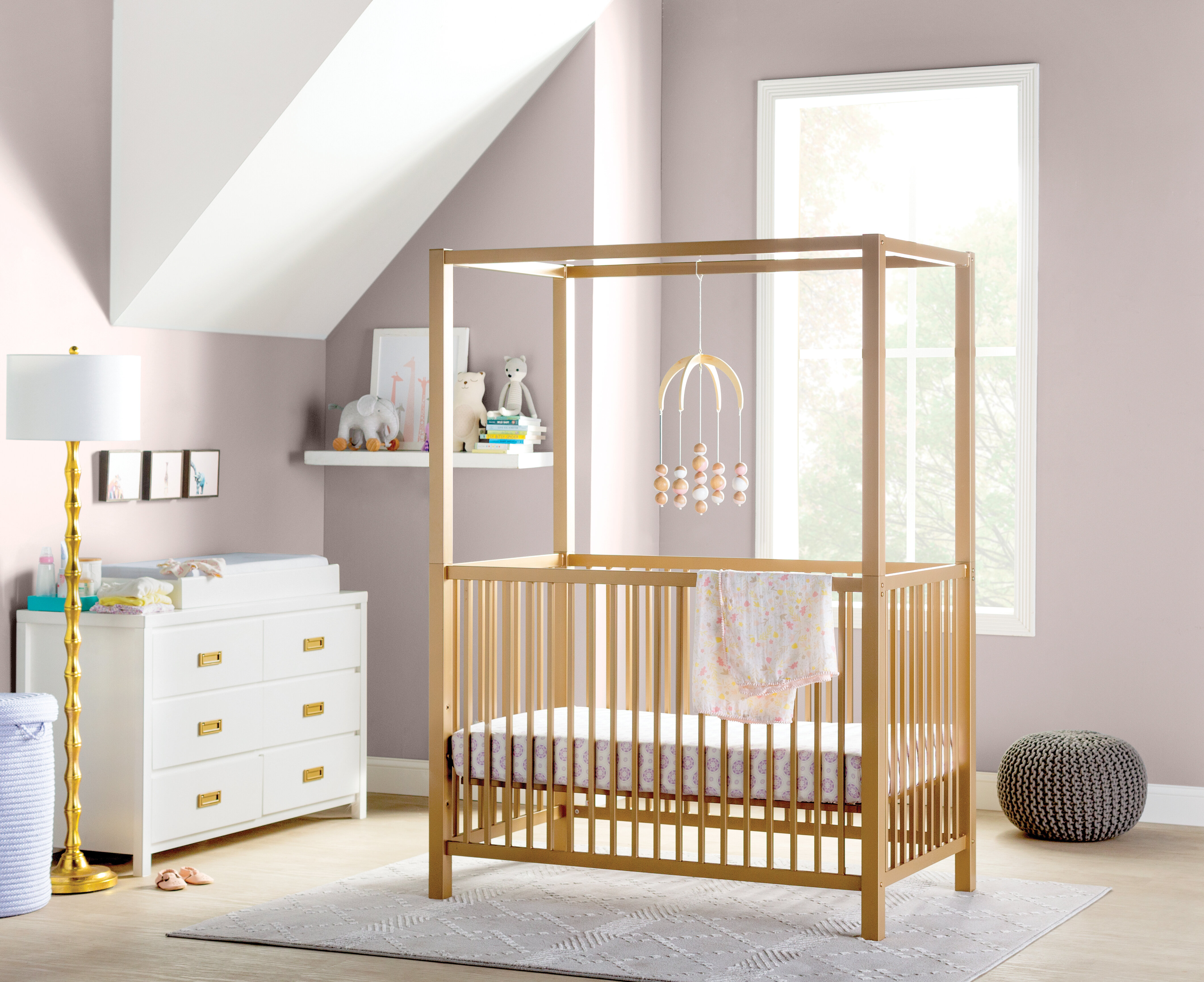 Picture of: Crib Dimensions Picking The Right Crib Size Wayfair