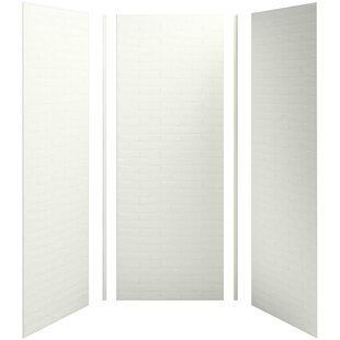 Reviews Choreograph 36 x 36 x 96 Shower Wall Kit ByKohler