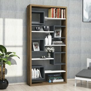 Emile Bookcase By Ebern Designs
