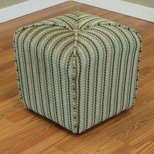Red Barrel Studio Coggins Cube Ottoman