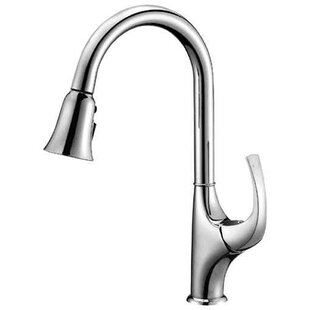 Dawn USA Pull Out Single Handle Kitchen Faucet