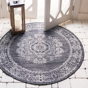 Cowart Brown/Beige Indoor/Outdoor Area Rug