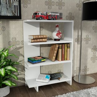 Verne Bookcase By Ebern Designs