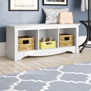 Hayman Storage Bench by Andover Mills