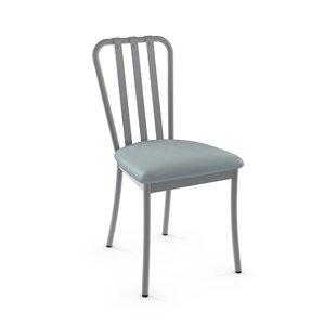 Middleburg Light Blue Metal Side Chair (Set of 2) by Latitude Run