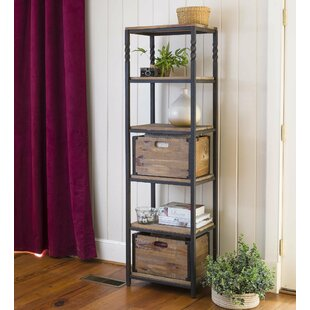 Deep Creek Etagere Bookcase