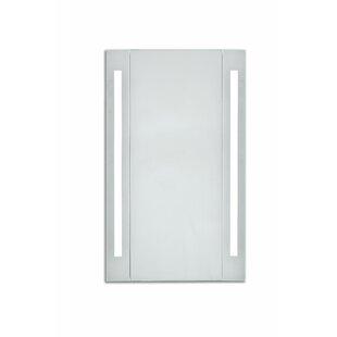 4 led lights mirror circle info corby 235 modern medicine cabinets allmodern