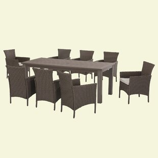 Waterford 9 Piece Dining Table Set Brayden Studio