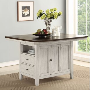 Eaglin Kitchen Island by August Grove