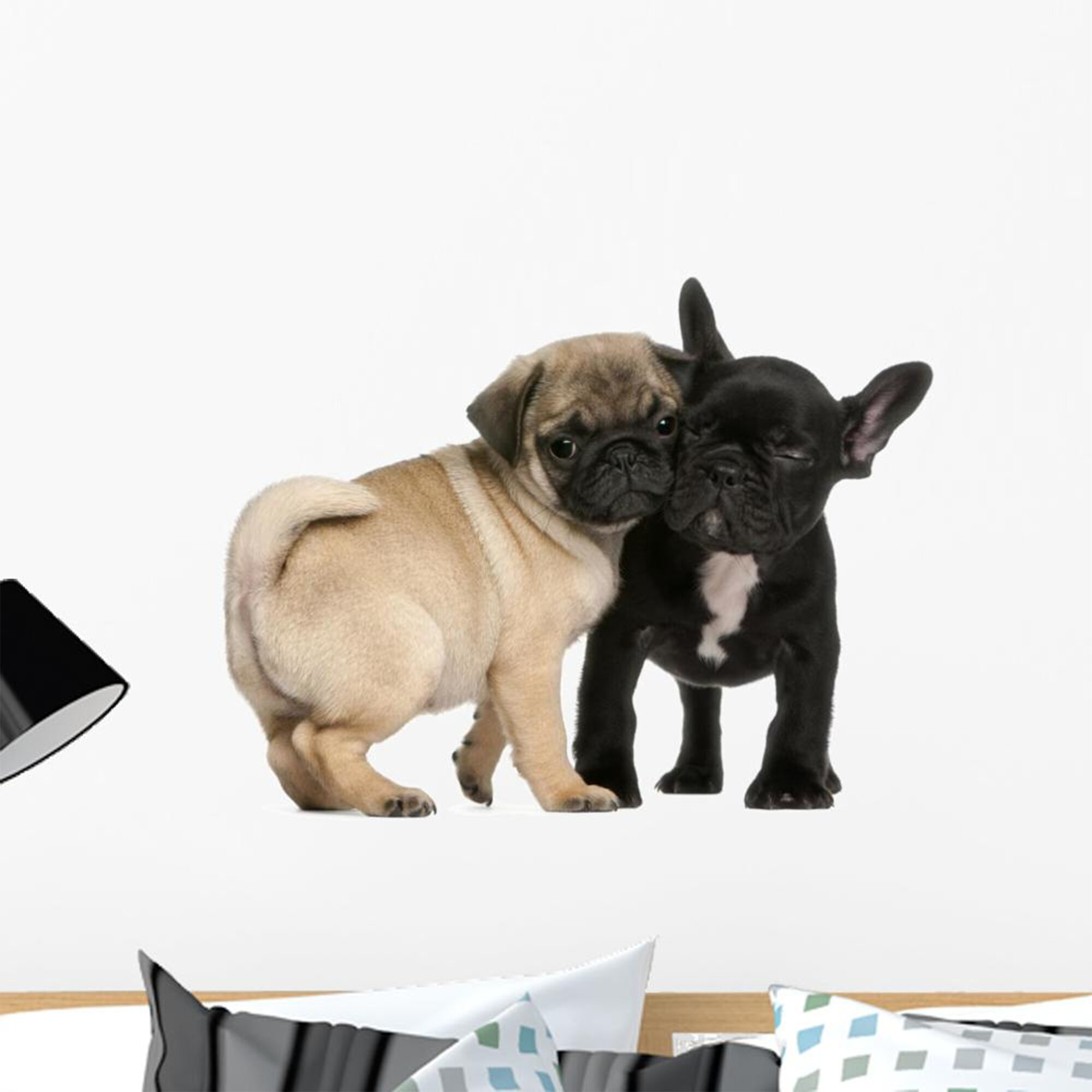 Bulldog Art Wall Decals You Ll Love In 2021 Wayfair