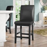 Hedgewick 24 Counter Stool by Beachcrest Home