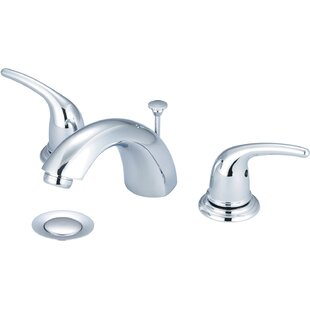 Olympia Faucets Widespread Standard Bathroom Faucet with Drain Assembly