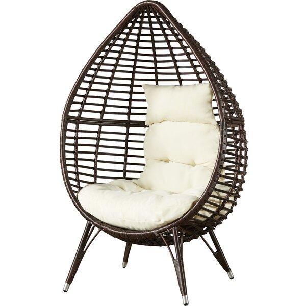 sc 1 st  AllModern & Teardrop Patio Chair with Cushions u0026 Reviews | AllModern