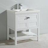 Mclennan 31 Single Bathroom Vanity Set by Breakwater Bay