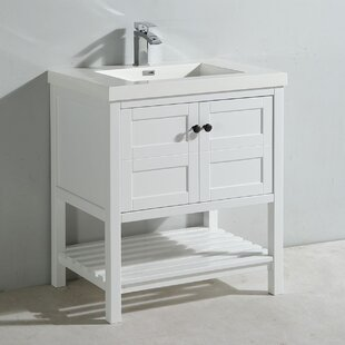 Mclennan 31 Single Bathroom Vanity Set by Breakwater Bay