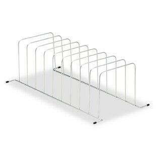 Desktop/Drawer Organizer, Nine Sections, Wire
