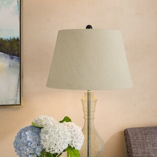 Tapered 16 Linen Empire Lamp Shade