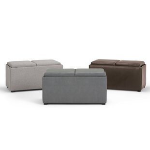Agnon Storage Ottoman (Set of 5)