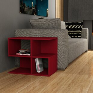 Sarina Modern End Table by Wro..