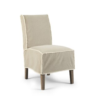 Causey Upholstered Dining Chair (Set of 2..